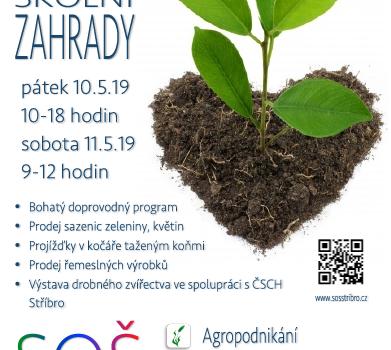 Dny školní zahrady 2019